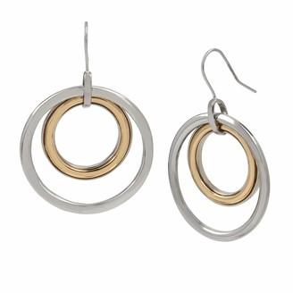 Kenneth Cole Orbital Drop Earrings