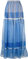 Stella McCartney Elsa skirt - women - Silk/Polyester - 42