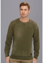 Diesel Sfuso-RS Sweatshirt (Dark/Green) - Apparel