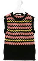 Marni patterned sleeveless top