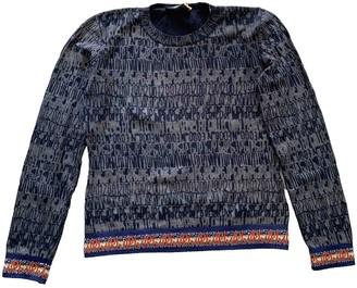 Jean Paul Gaultier Blue Cotton Tops