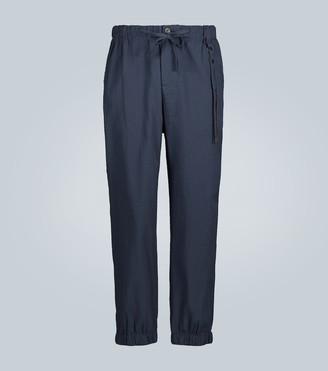 Craig Green Relaxed-fit seersucker pants