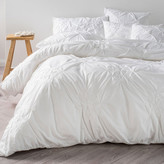 Marie Claire White Shiro Quilt Cover Set