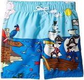 Dolce & Gabbana Mare Sicily Pirate Swim Trunk (Big Kids)
