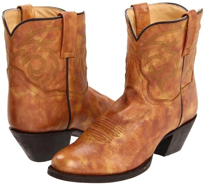 Dan Post Desertscape (Distressed Metallic Copper) - Footwear
