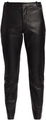 LAMARQUE Morissa Leather Trousers