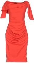 Chiara Boni Knee-length dresses - Item 34805019