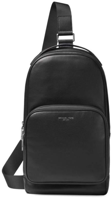 6ff5f83d699c Michael Kors Backpacks For Men - ShopStyle UK