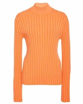 Samsoe & Samsoe Samsoe Samsoe - Jette Turtleneck Jumper Coral - XS