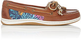 Sperry WOMEN'S FIREFISH BOAT SHOES-TAN SIZE 5