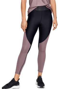 Under Armour Women's HeatGear Logo Leggings