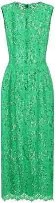 Dolce & Gabbana Lace Mid-Length Dress