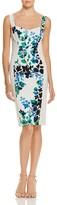Black Halo Sadie Floral-Print Dress - 100% Exclusive