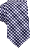 Bar III Men's Troy Checked Skinny Tie, Only at Macy's