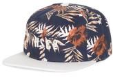 Herschel Men's Mosby Snapback Baseball Cap - Beige