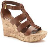 Chaps Alessandra Women's Wedge Sandals