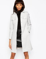 Asos Coat with 70's Pocket Detail