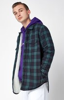 Globe Camden II Plaid Flannel Shacket