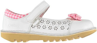 Kickers Bowtie 2 Infant Girls Shoes