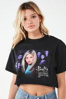 Urban Outfitters Buffy The Vampire Slayer Cropped Tee