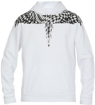 Marcelo Burlon County of Milan Cross Pied De Poule Wings Sweatshirt