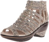 Jambu Women's Sugar Floral Wedge Sandal