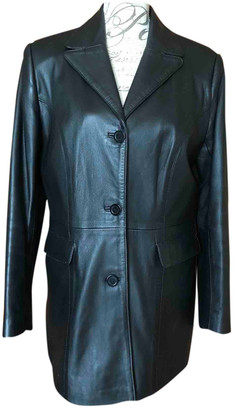 Oakwood Black Leather Jackets