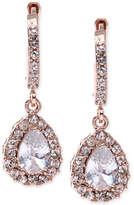 Givenchy Silver-Tone Drop Earrings