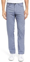 BOSS Men's Maine Twill Five-Pocket Straight Leg Pants