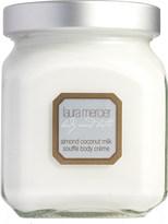 Laura Mercier Almond coconut milk soufflé body crème 300g