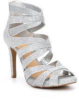 GB Party-Time Glitter Platform Dress Sandals