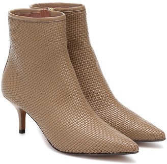 Souliers Martinez Santander 65 leather ankle boots