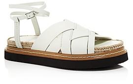 3.1 Phillip Lim Women's Yasmine Platform Espadrille Sandals