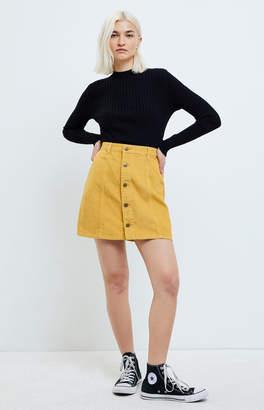 MinkPink Laps Around The Sun Mini Skirt