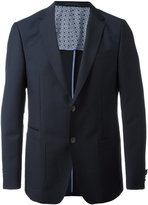 Z Zegna notched lapel blazer - men - Cotton/Cupro/Mohair/Wool - 46