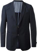 Z Zegna notched lapel blazer - men - Cotton/Cupro/Mohair/Wool - 50