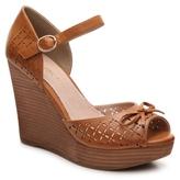 Restricted Melrose Wedge Sandal
