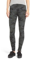 Sundry Women's Camo Leggings