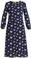 Tom Tailor PRINTED COLD SHOULDER DRESS Summer dress original