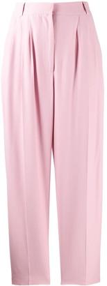 Alexander McQueen high-waist trousers