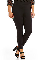 Gibson & Latimer Plus Zip Back Ponte Pant