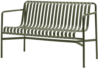 HAY - Palissade Dining Bench - Olive