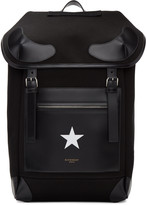 Givenchy Black Ride Backpack