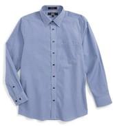 Nordstrom Boy's Neat Dress Shirt