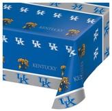 University of Kentucky Plastic Tablecloth