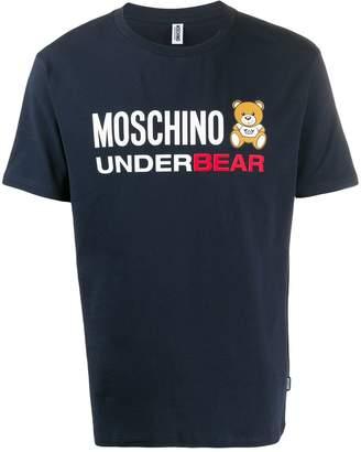 Moschino Underbear crewneck T-shirt
