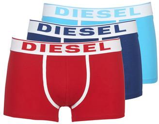 Diesel DAMIEN men's Boxer shorts in Red