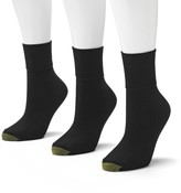 Gold Toe GOLDTOE® 3-pk. Anklet Socks