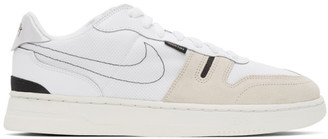 Nike White Squash Type N.354 Sneakers