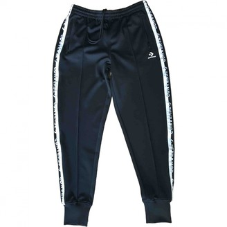 Converse Black Trousers for Women